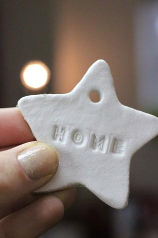 HOME Christmas Star | Shelley Makes