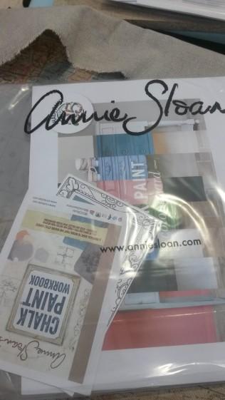Annie Sloan goodies