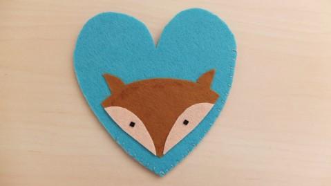 Fox heart