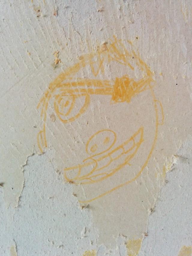 Corkboard Face