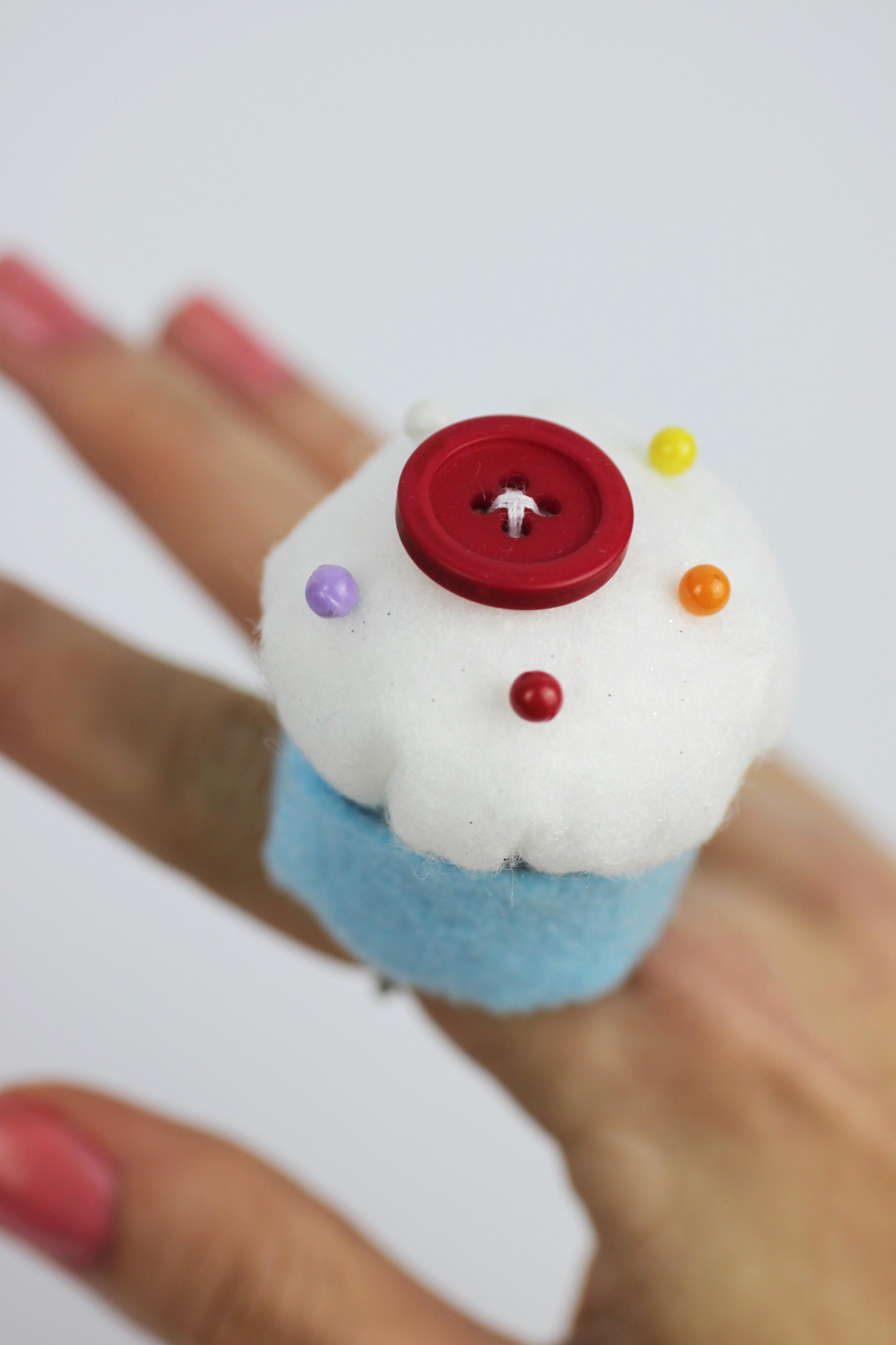 Craftblogclub Diy Cupcake Pin Cushion Ring Shelley Makes
