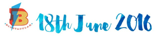 Blogtacular 2016 logo