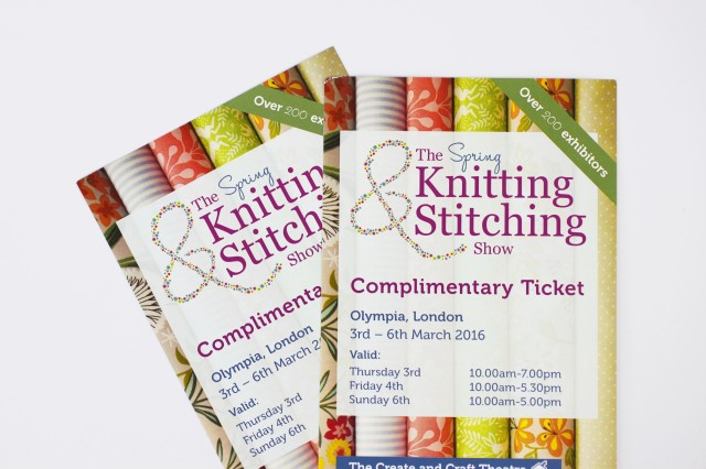 Knitting & Stitching Show 2016 Shelley Makes.JPG