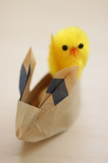 DIY Origami Easter Bunny - Shelley Makes (21)