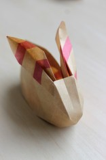 DIY Origami Easter Bunny - Shelley Makes (7)