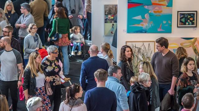 Battersea Affordable Art Fair