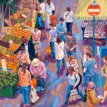 Bev Jones, A Summer of Colour