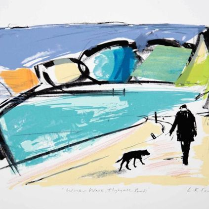 Lucy Farley, Winter Walk