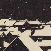 Robert John Gibbing, Dublin Under Snow