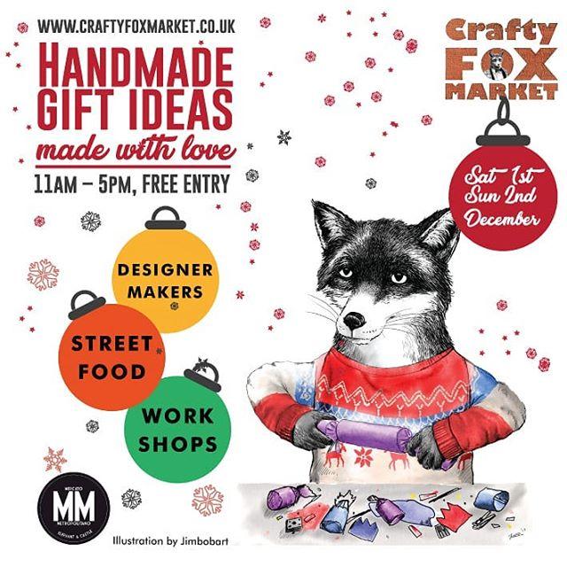 Crafty Fox Market Christmas 2018