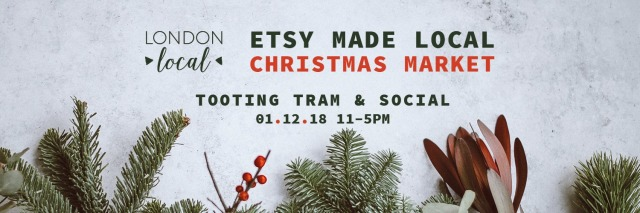Etsy Made Local Christmas Market