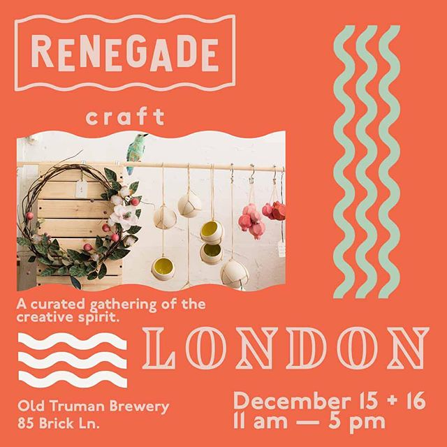 Renegade Christmas Market 2018